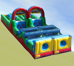 obstacle course rentals in chicopee ma